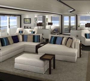 Yacht FOREVER ONE An ISA Superyacht CHARTERWORLD Luxury