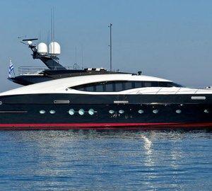 Yacht PJ 1356 A Palmer Johnson 135 Superyacht