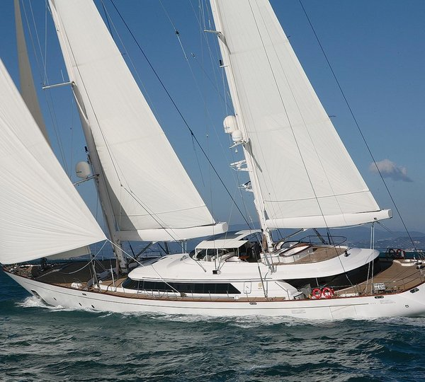 Les Voiles De St Tropez Luxury Yacht Charters The