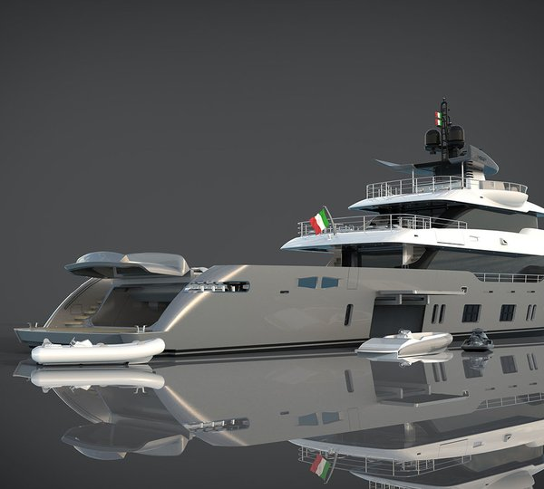 Yacht Oceanic Yachts 140 Hull 1 Canados CHARTERWORLD