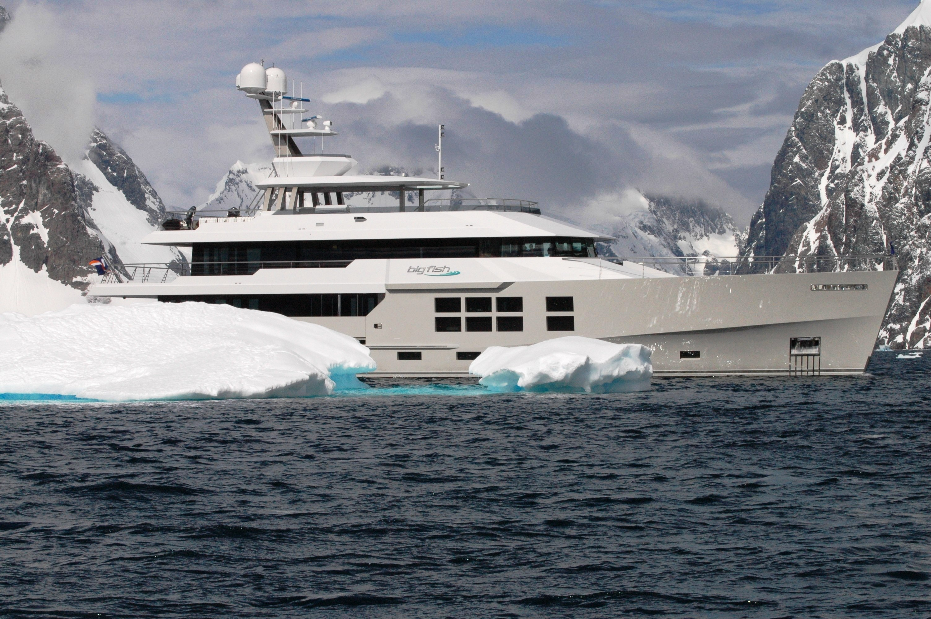 BIG FISH Yacht Charter Details McMullen Amp Wing