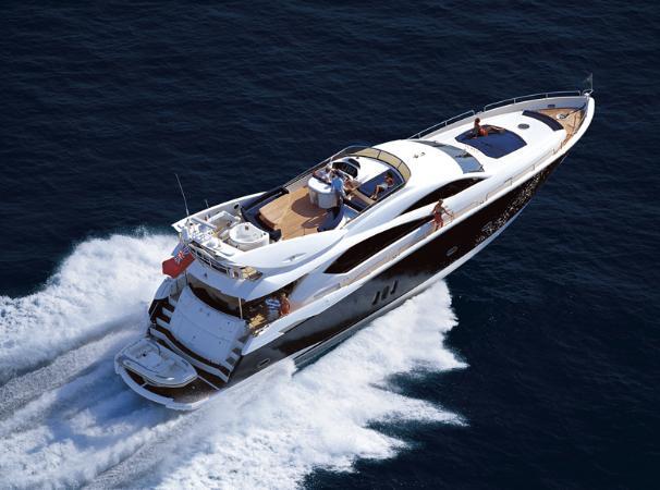 Yacht SUNSEEKER 120 Sunseeker International