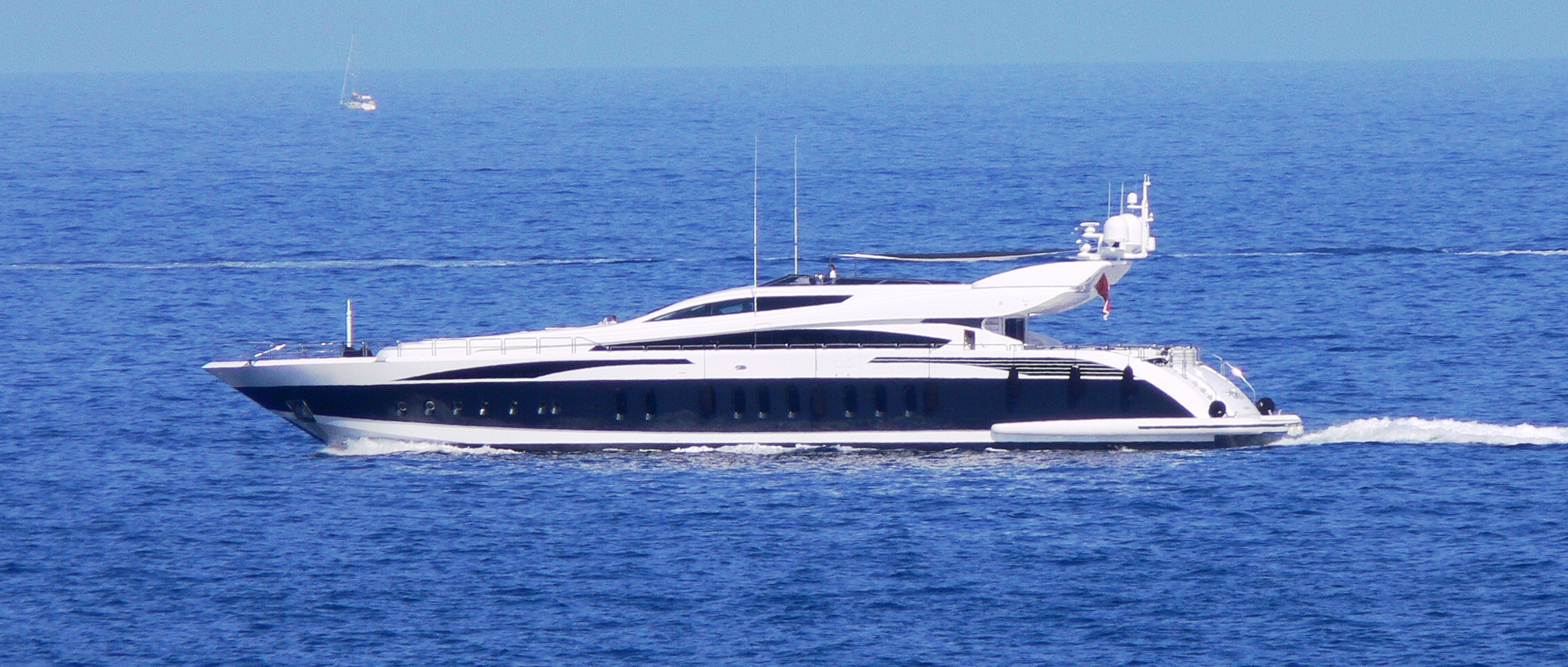Yacht PURE ONE Cantiere Arno Rodriguez Group