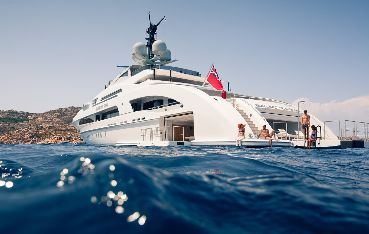 Luxury Yacht Charters Mega Amp Super Yacht Charter Boats
