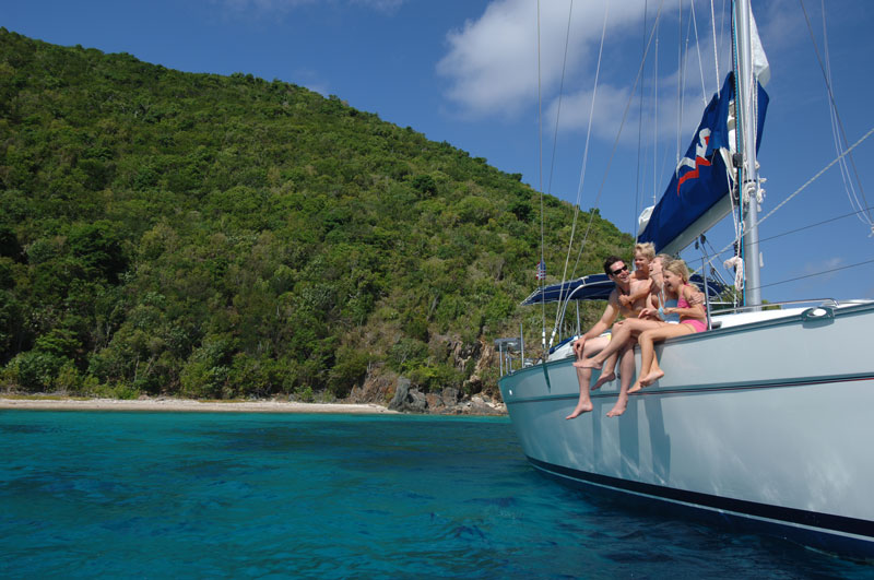 Peter Island Yacht Charters And Caribbean Luxury Yacht Rental
