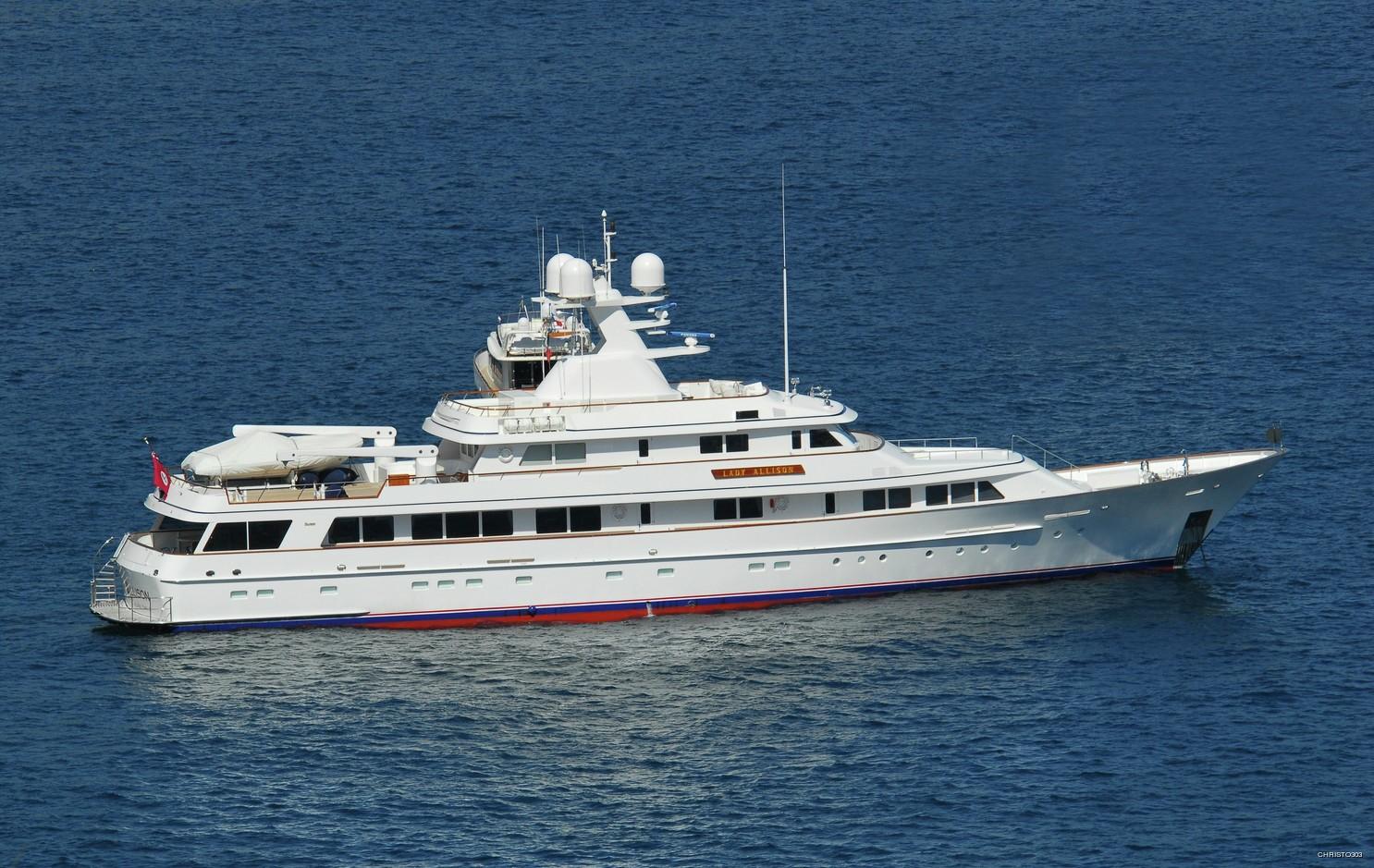 Yacht ENDLESS SUMMER Feadship CHARTERWORLD Luxury Superyacht Charters