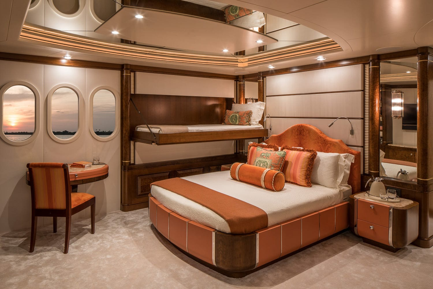 Cabin Image Gallery Double Cabin Guest Cabin Luxury