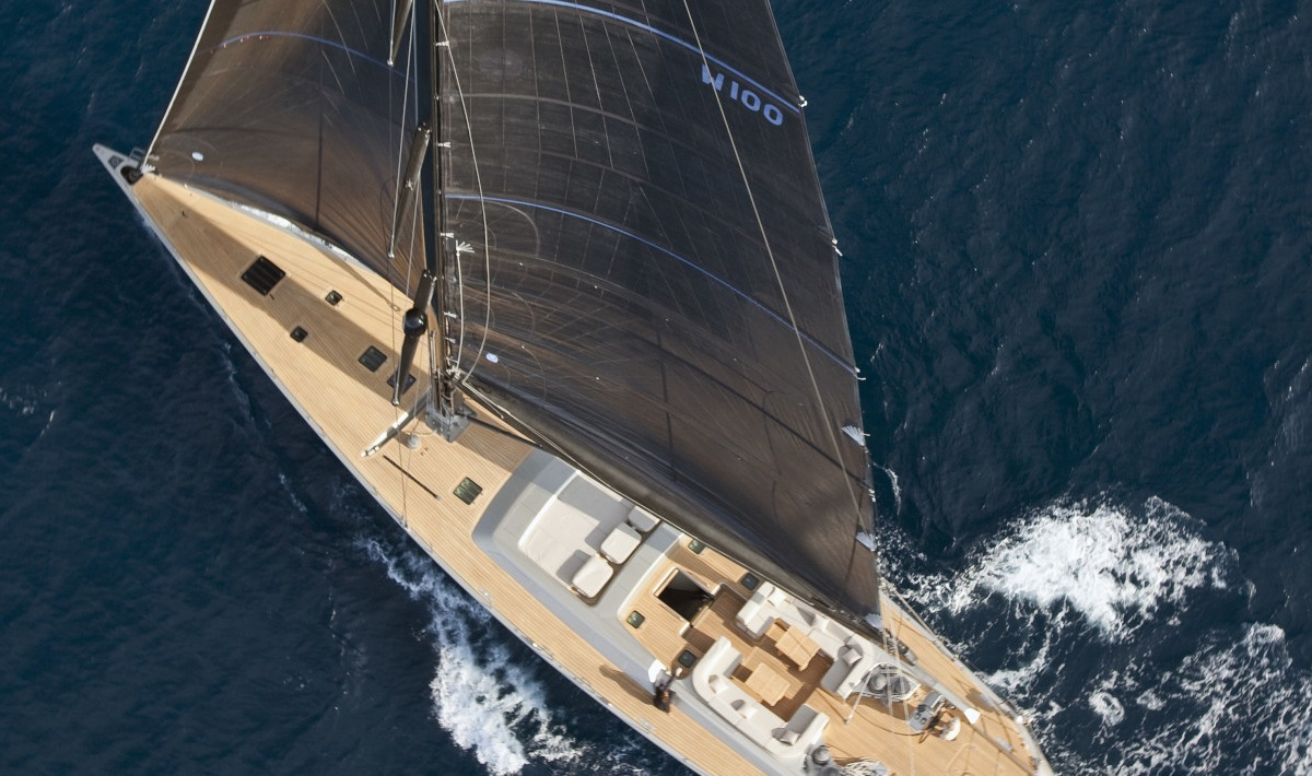 Wally Launched Maxi Racing Yacht WallyOtto Yacht
