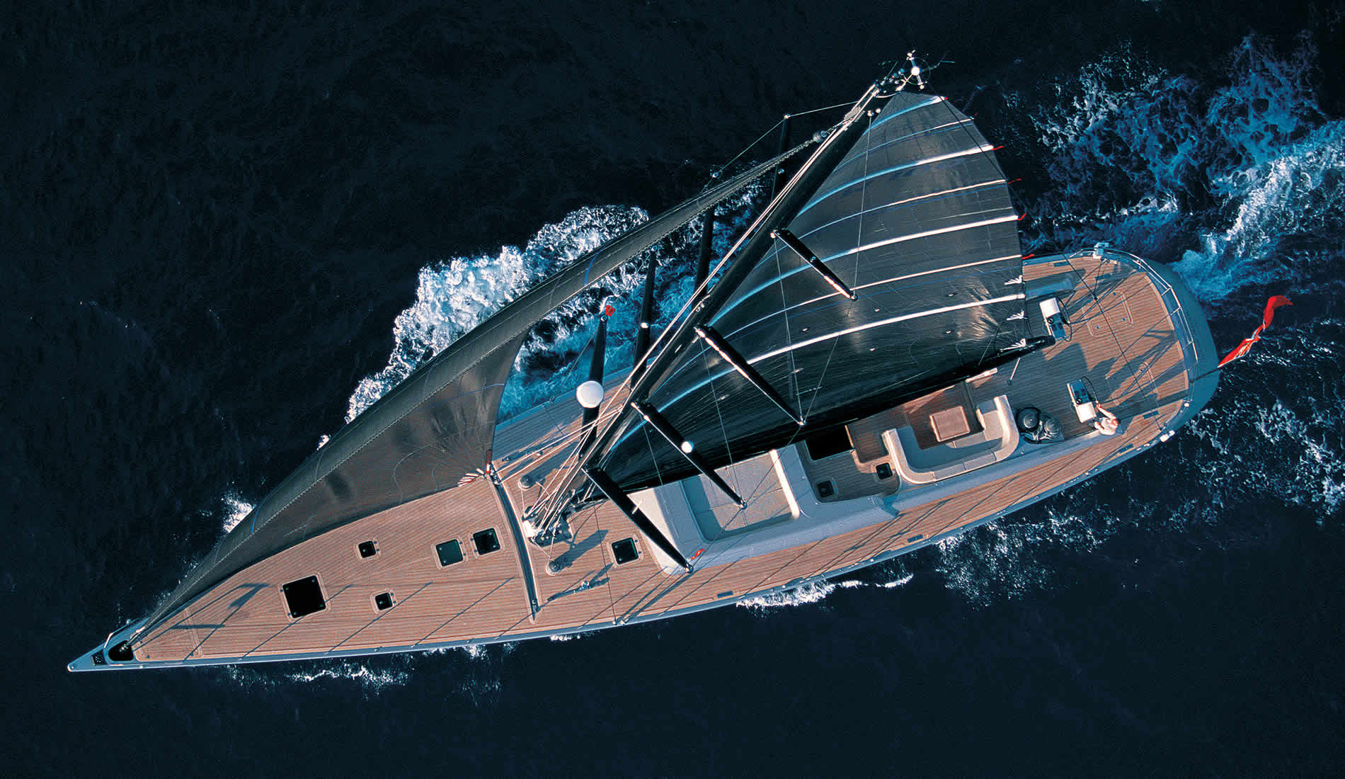 DARK SHADOW Yacht Charter Details Wally CHARTERWORLD Luxury Superyachts