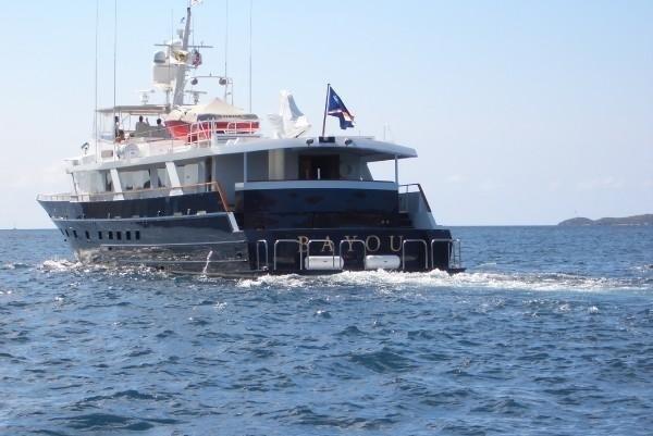 Yacht BAYOU Breauxs Bay Craft CHARTERWORLD Luxury