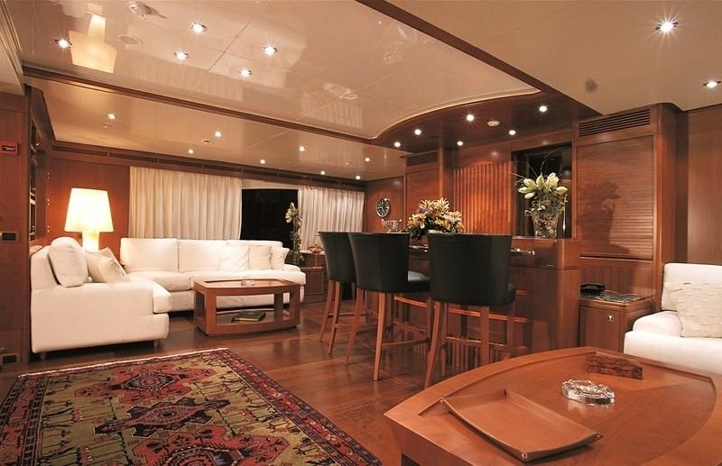 MORE Yacht Charter Details Benetti Vision CHARTERWORLD