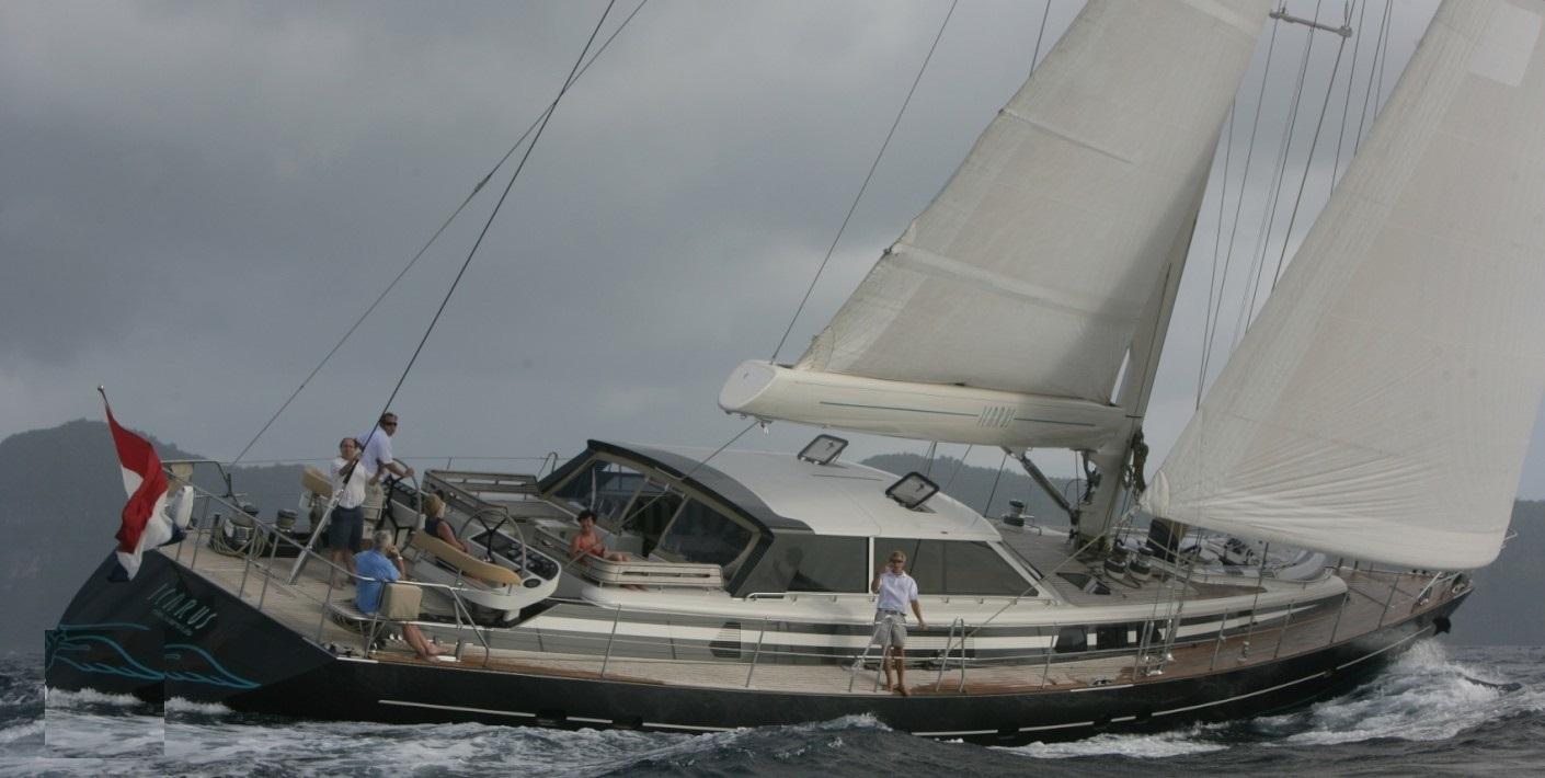 Jongert 2400M Sailing Yacht CHARISMA NOVA First