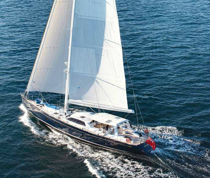 Yacht Antares III A Yachting Developments Superyacht