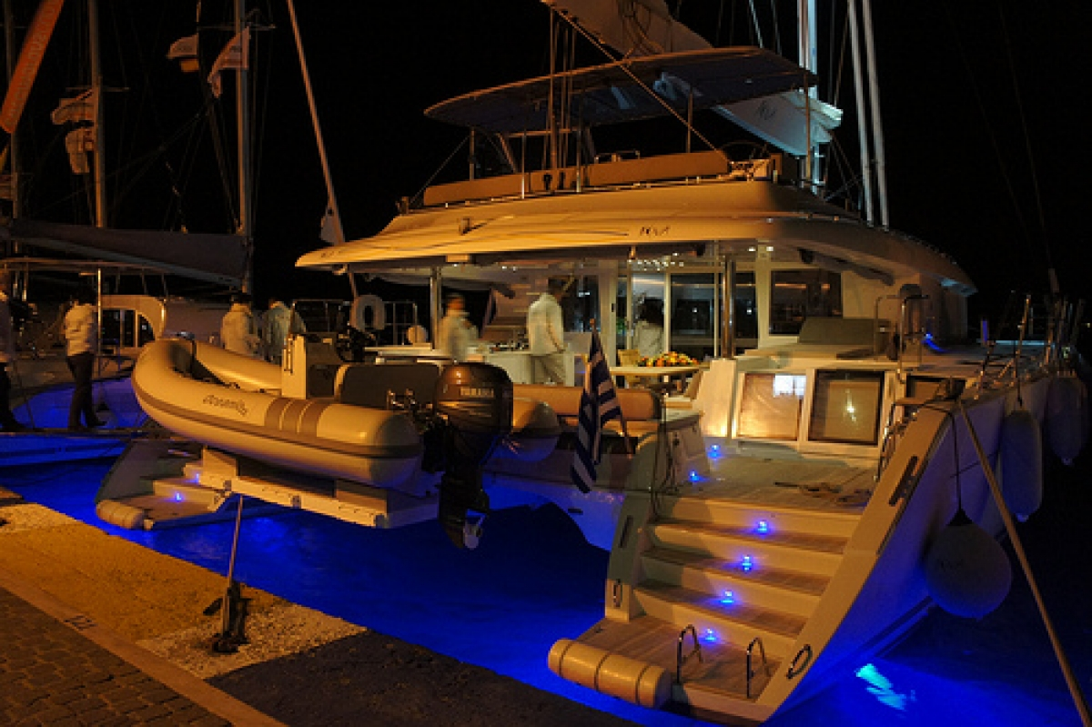 DRAGON Yacht Charter Details LAGOON 620 CHARTERWORLD