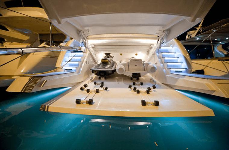 Yacht ABACUS 86 CHARTERWORLD Luxury Superyacht Charters