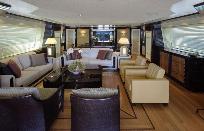 Yacht TATS An Alloy Superyacht CHARTERWORLD Luxury