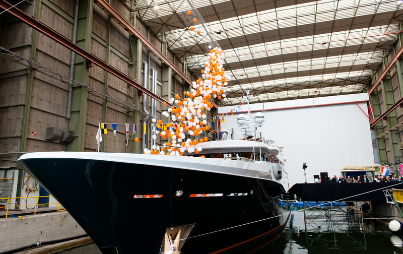 Yacht Gene Machine An Amels Superyacht CHARTERWORLD
