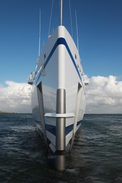 Yacht GARCON DAMEN Shipyard CHARTERWORLD Luxury