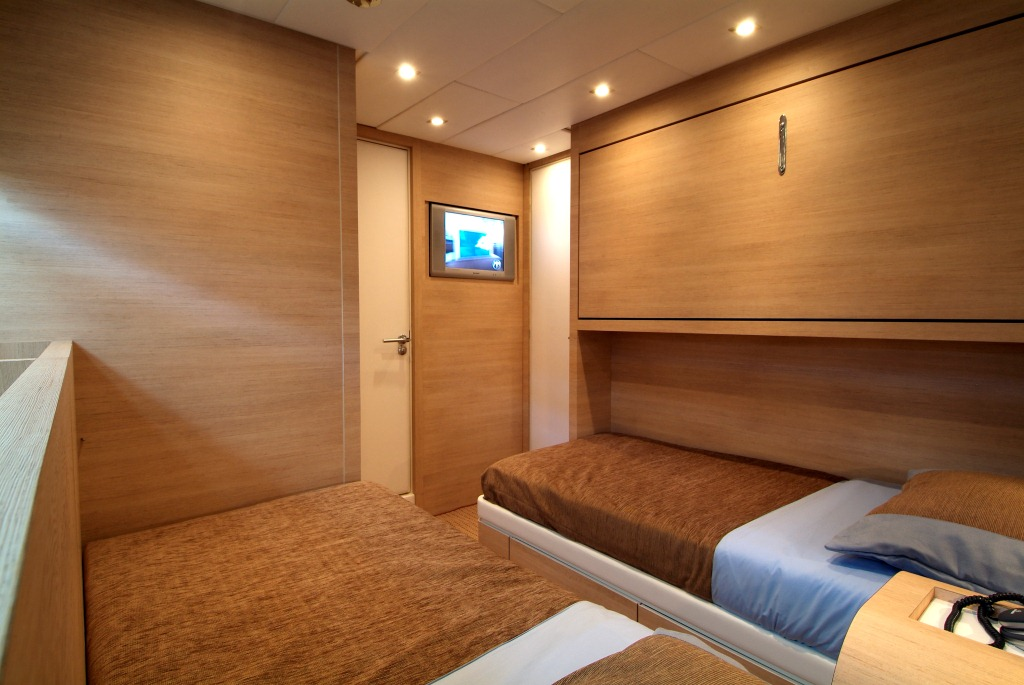 BLUE PRINCESS STAR Yacht Charter Details Baglietto