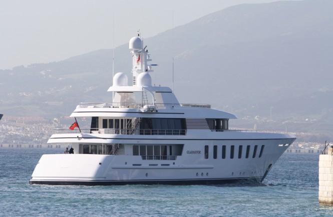 Yacht Gladiator A Feadship Royal Van Lent Superyacht