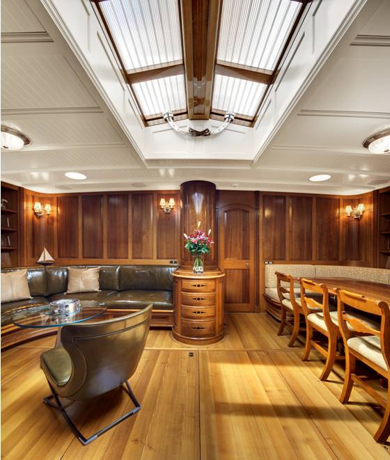 Yacht Endeavour Sailing Yacht Charter CHARTERWORLD