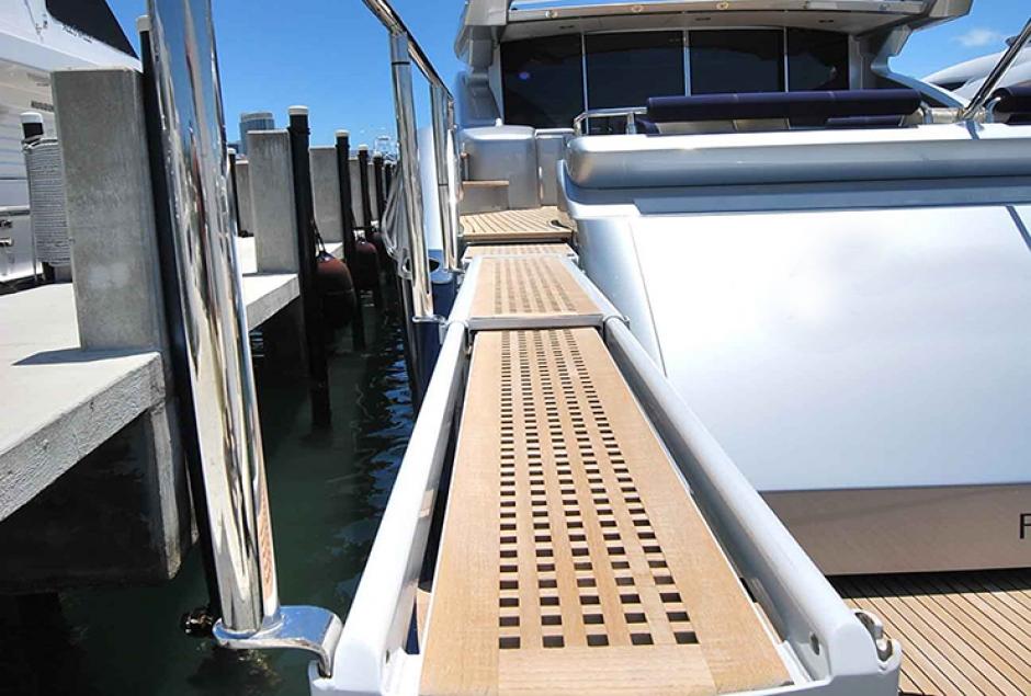 MOKSHA Passer Rail Luxury Yacht Browser By