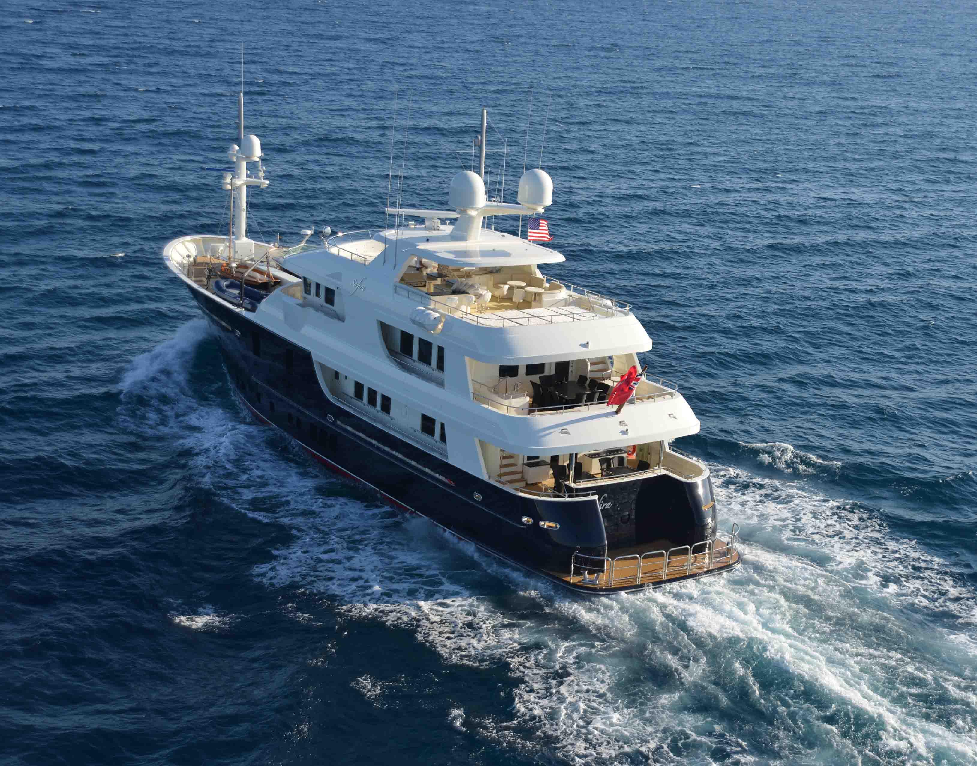 Motor Yacht SAFIRA A Newcastle Marine And Tyneside