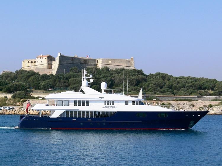 Yacht PERFECT PERSUASION Mediterranean Luxury Motor Yacht