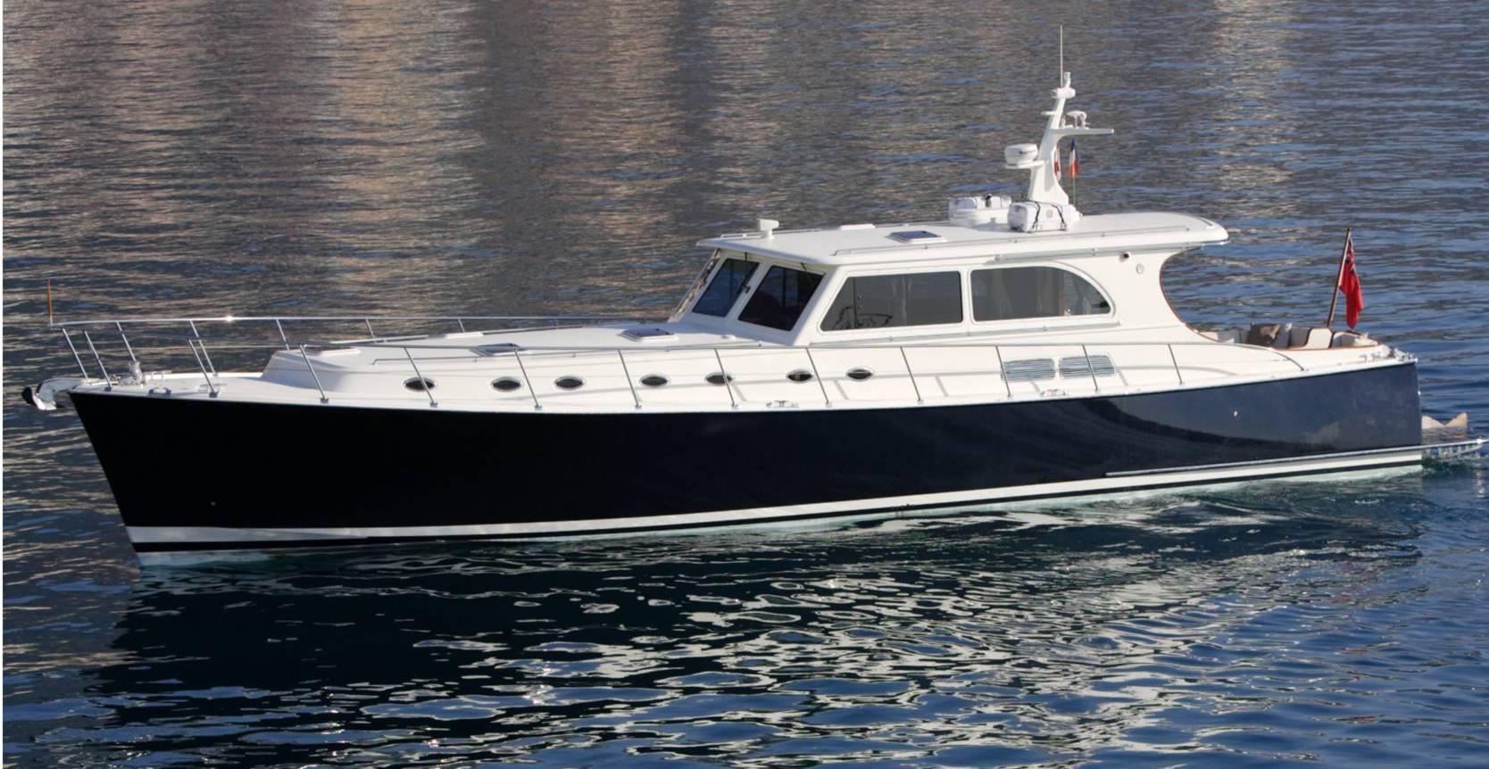 SAGA OF SWEDEN Yacht Charter Details VICEM YACHTS