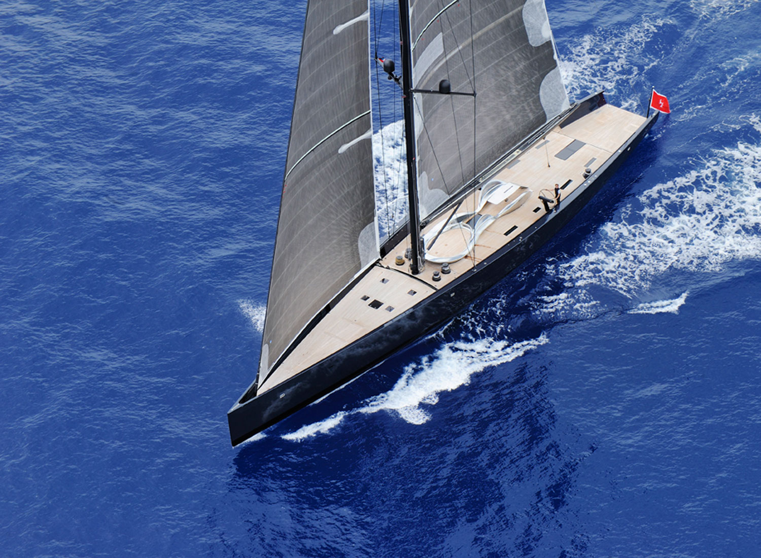 ANGELS SHARE Yacht Charter Details Wally Yachts