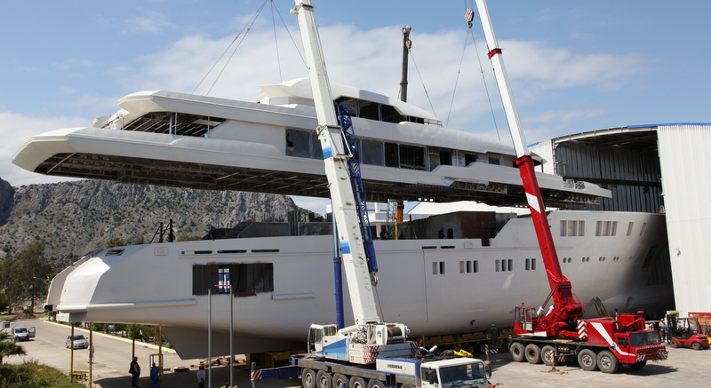 Yacht Project 601 A Sunrise Superyacht CHARTERWORLD
