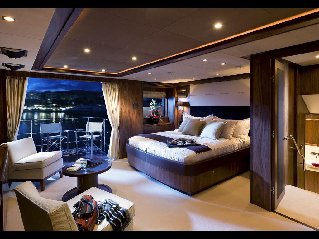 Yacht SUN LOVER A Sunseeker 40M Superyacht CHARTERWORLD
