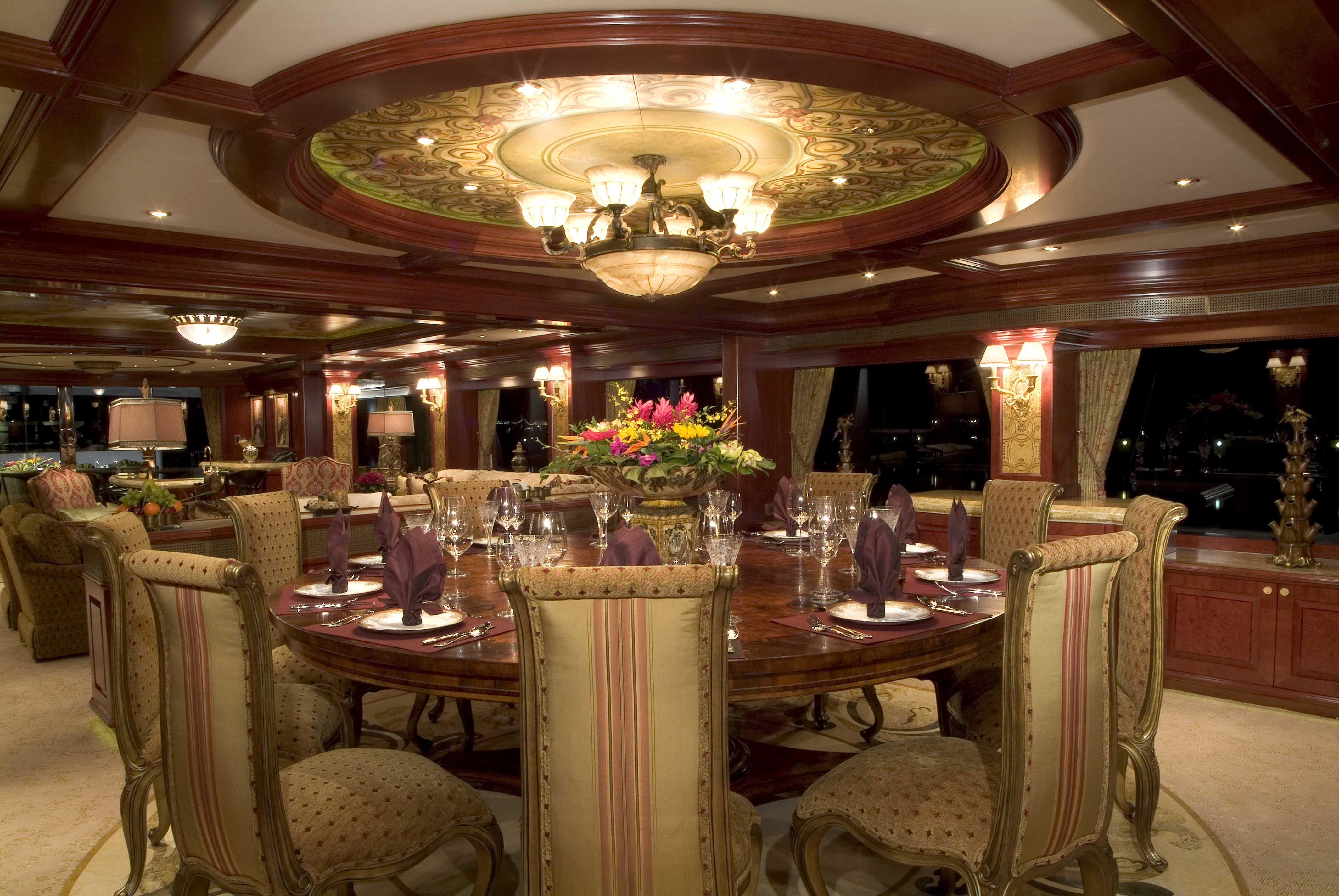 Motor Yacht AMARULA SUN Ex MINE GAMES Luxury Motor Yacht