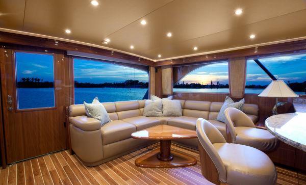 BAREFOOT Yacht Charter Details Viking Convertible Sport