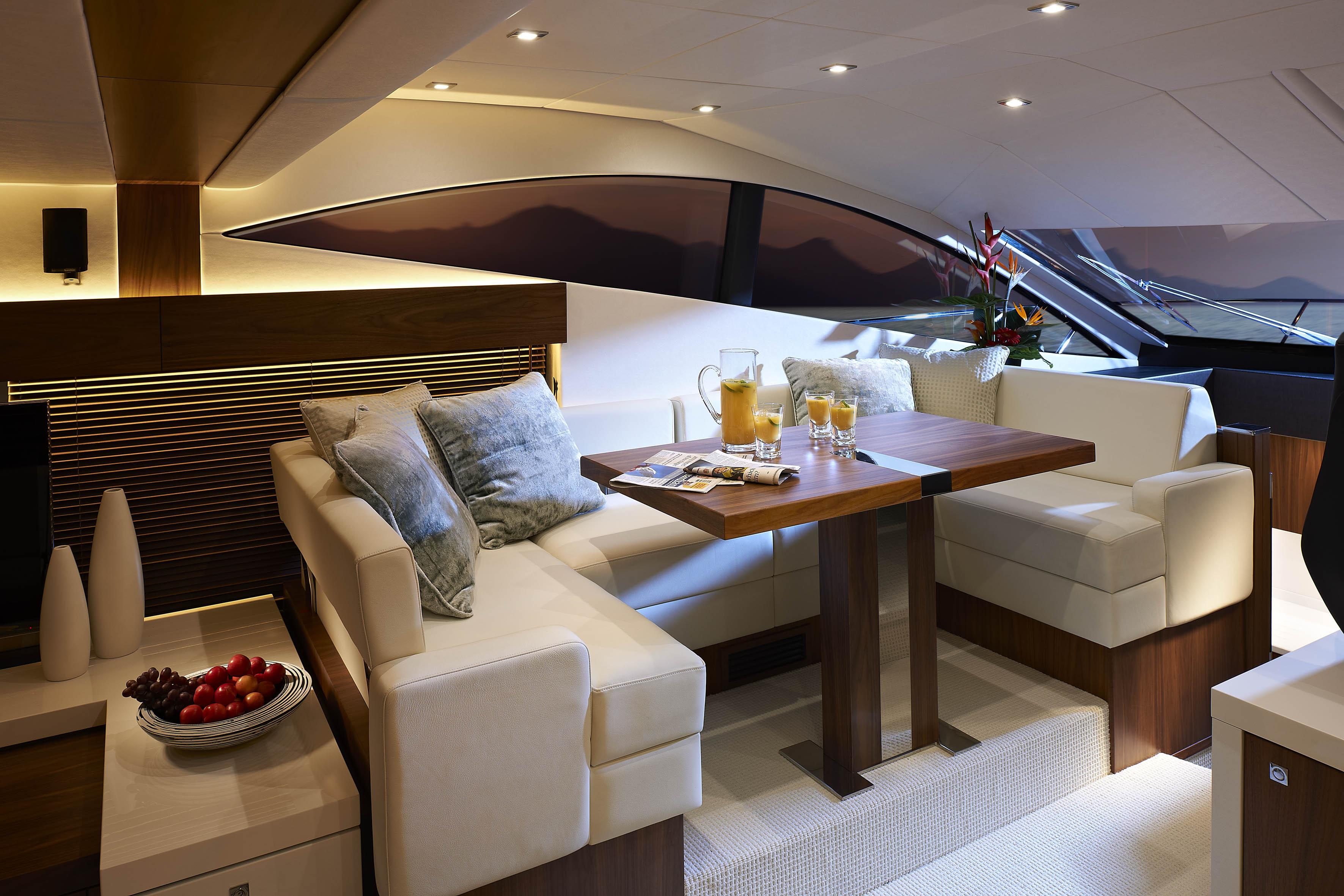 The Van Yacht Charter Details Sunseeker CHARTERWORLD