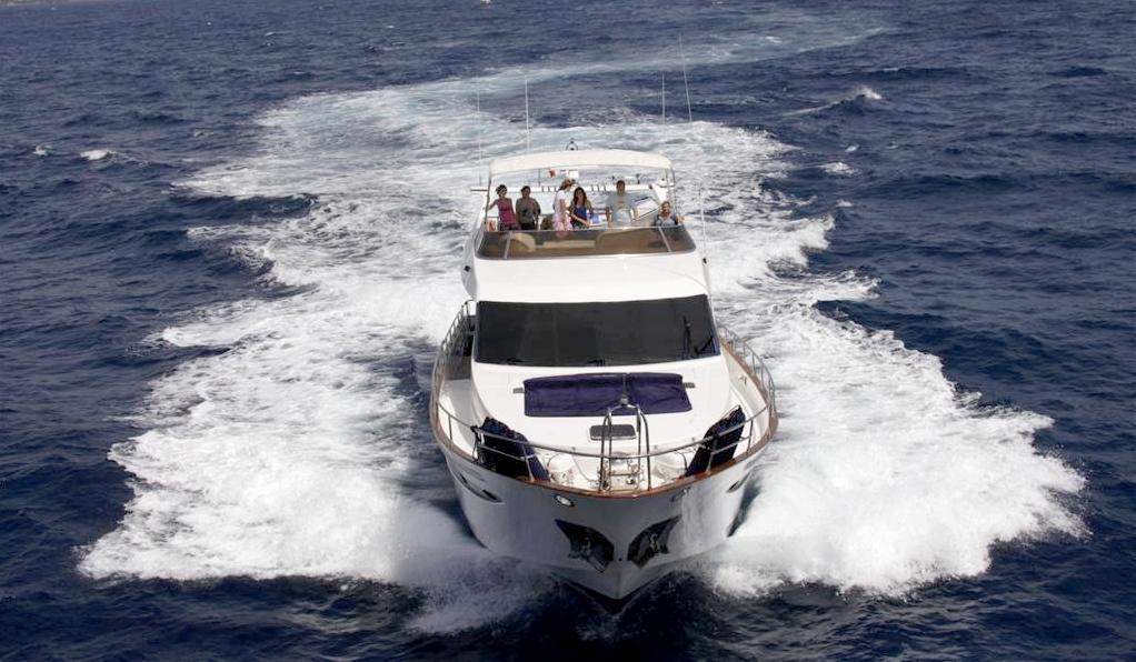 The Bridge Yacht Charter Details Astondoa CHARTERWORLD Luxury Superyachts