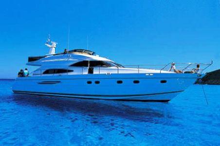 Yacht Princess 65 Princess CHARTERWORLD Luxury Superyacht Charters
