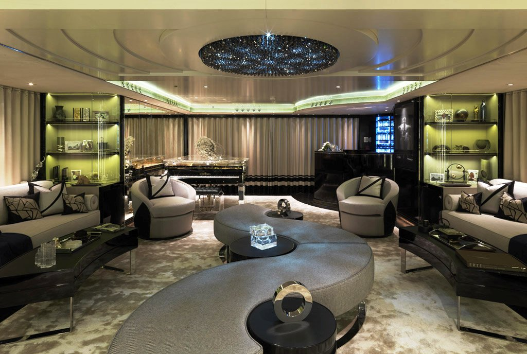 Yacht Candyscape II Interior Design By Candy Amp Candy