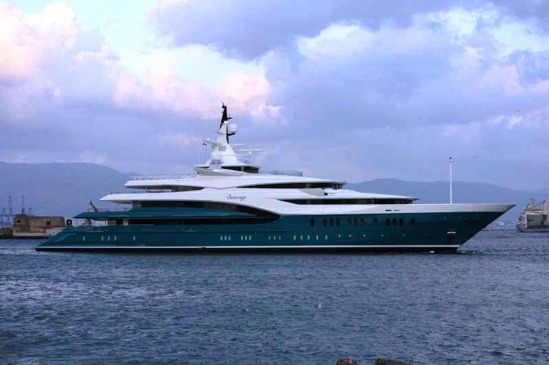 Luxury Yacht SUNRAYS Yacht Charter Amp Superyacht News