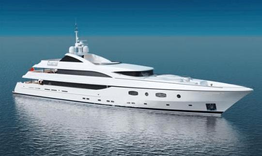 Proteksan Turquoise 5540 M Yacht Turquoise NB52 Hull
