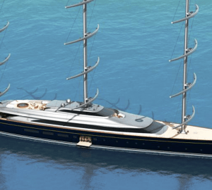 This Perini Navi 45m Sailing Yacht Is A Collaboration