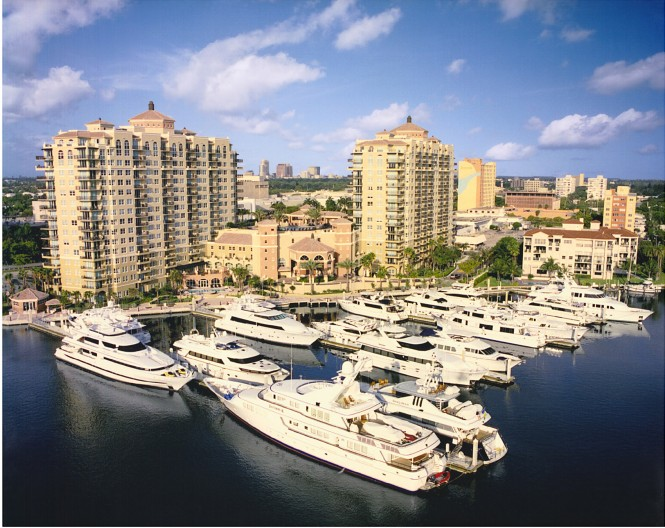 Sunrise Harbor Marina Ft Lauderdale Ready For Superyachts