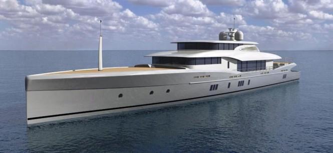 Sencora 52M motor yacht