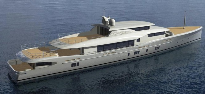 Sencora 52M yacht by SENCORA Yachts and Bill Dixon Design