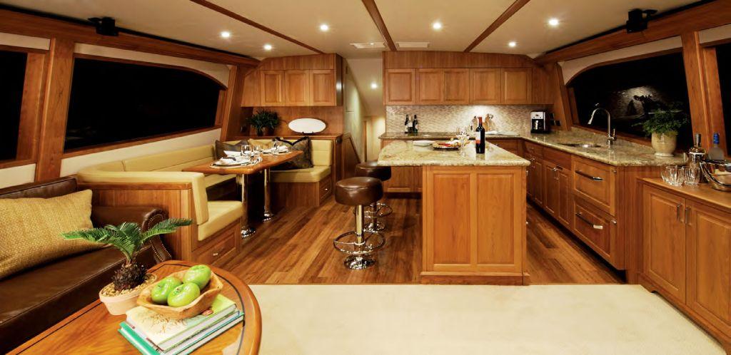 Hatteras GT63 Interior Yacht Charter Amp Superyacht News