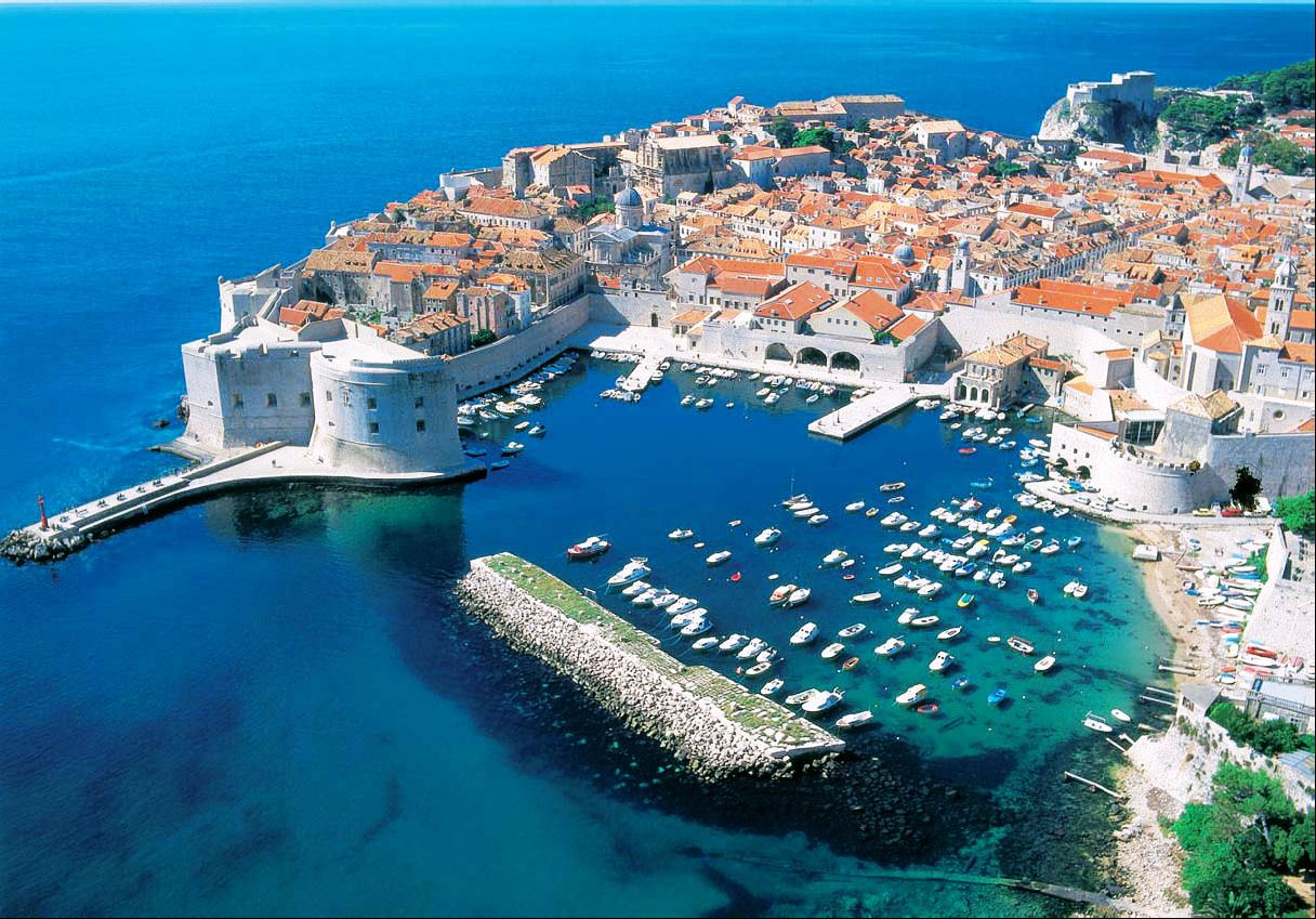 A Croatia Harbour In Summer Yacht Charter Amp Superyacht News