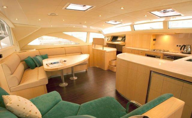 Discovery 50 Catamaran Luxury Yacht Charter Amp Superyacht