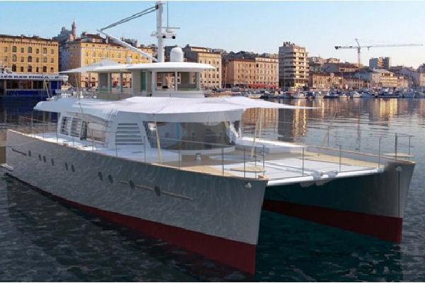 Alu Marine Luxury Yacht Charter Amp Superyacht News