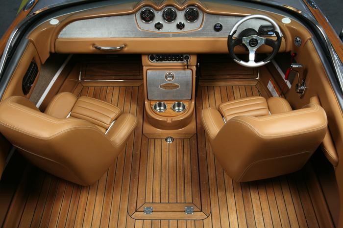 The Silver Bullet Yacht Dashboard Yacht Charter