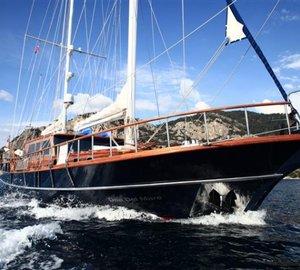 Luxury Gulet Grande Mare Interior Yacht Charter
